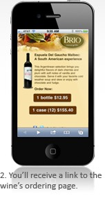 How mobiWINE works - #2